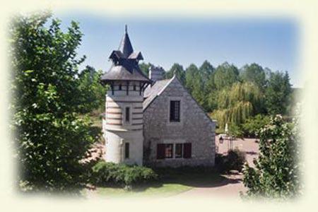 Gites et Chambres d' hôtes de charme - bed and breakfast : maison d'hotes de charme au coeur des chateaux de la Loire